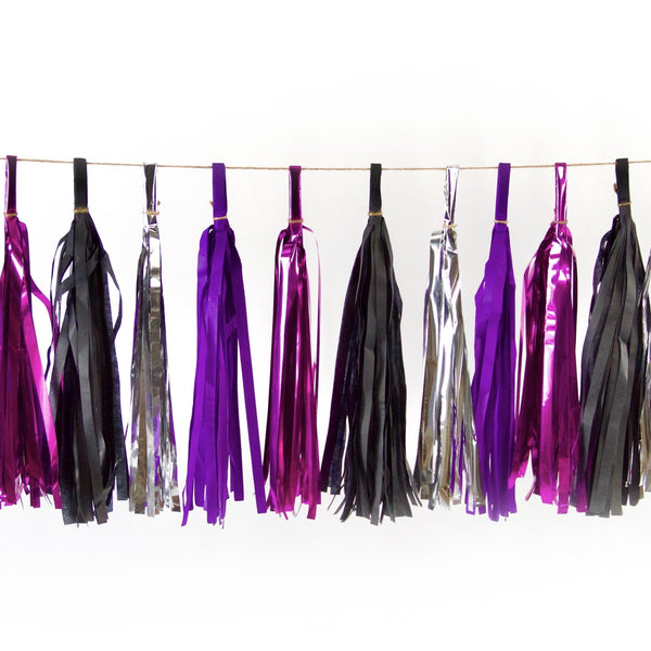 Bachelorette Bash Tassels, Tassel Garlands, Jamboree Party Box, Jamboree