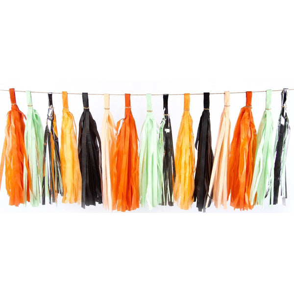 Candied Potions Tassels, Tassel Garlands, Jamboree Party Box, Jamboree