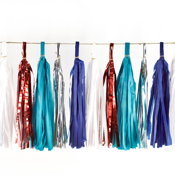 Evening Sparklers Tassels, Tassel Garlands, Jamboree