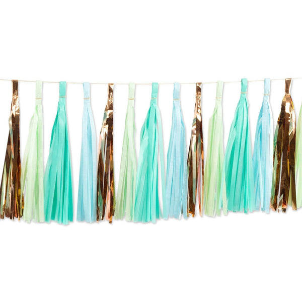 Tassel Garlands - Hello World Tassels