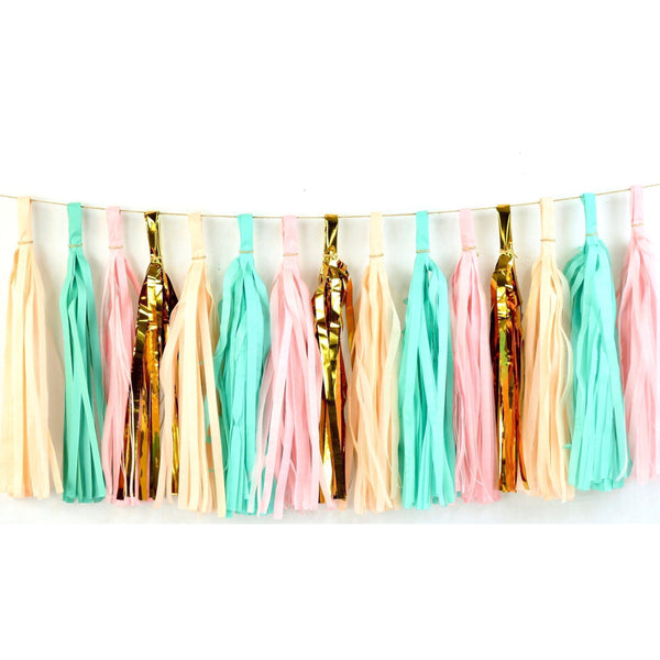 Jamboree Celebration Tassels, Tassel Garlands, Jamboree