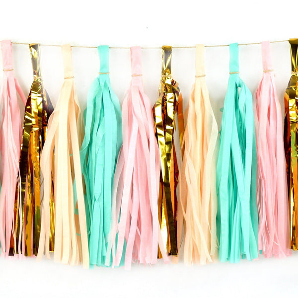 Tassel Garlands - Jamboree Celebration Tassels