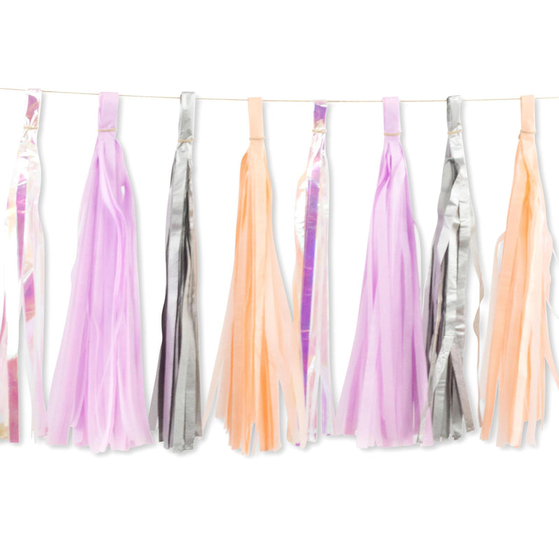 Lilac Dream Tassels, Tassel Garlands, Jamboree