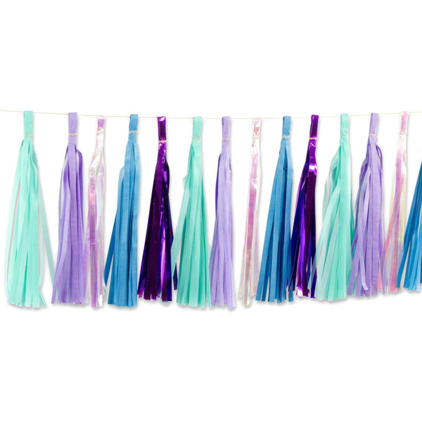 Mermaid Tales Tassels, Tassel Garlands, Jamboree