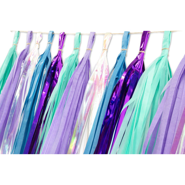 Tassel Garlands - Mermaid Tales Tassels