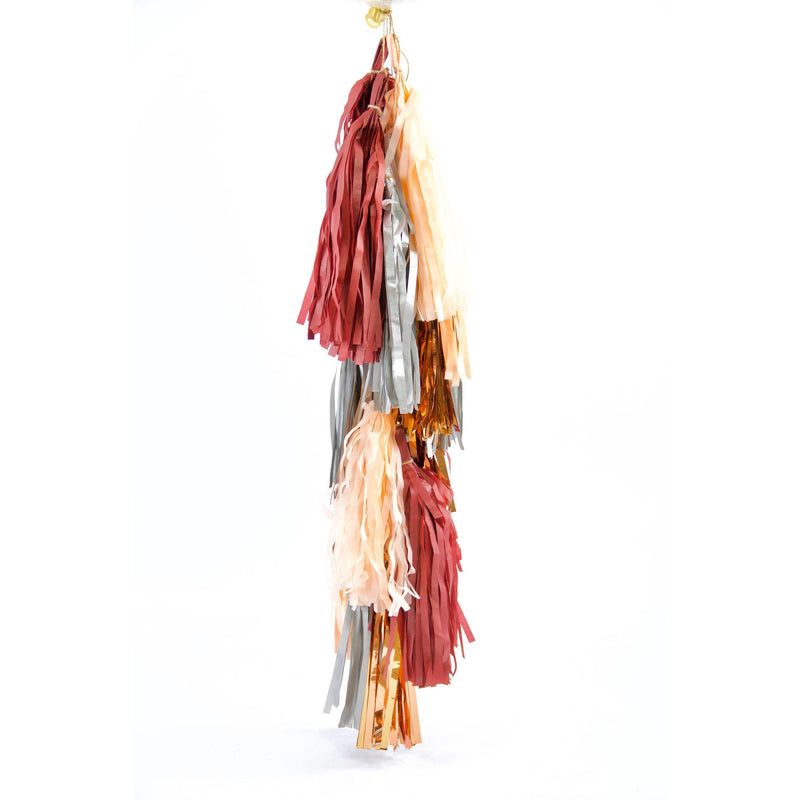 Red Velvet Tassels, Tassel Garlands, Jamboree