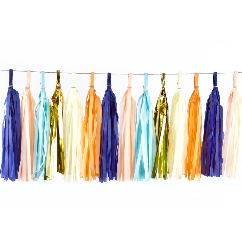 Sand N' Sea Tassels, Tassel Garlands, Jamboree