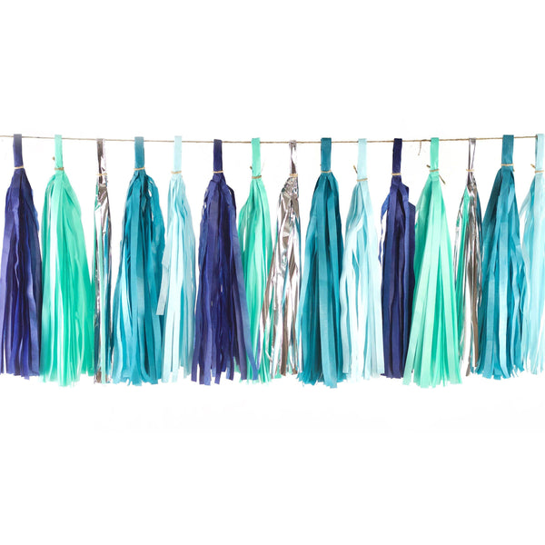 Tassel Garlands - Under The Sea Tassels