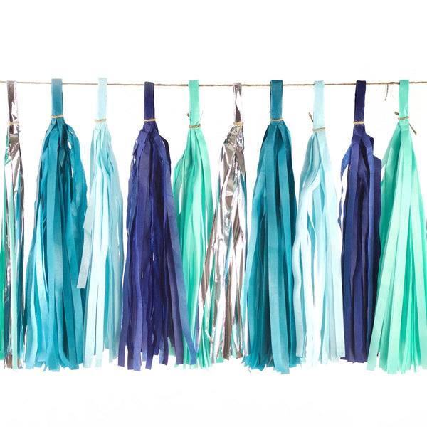Under The Sea Tassels, Tassel Garlands, Jamboree