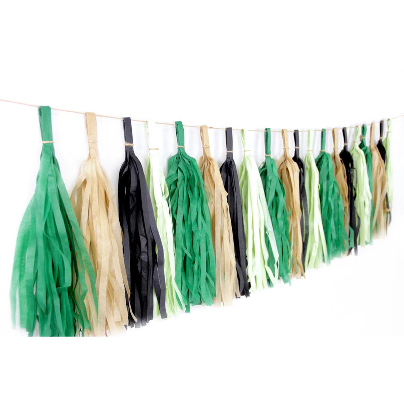 Tassel Garlands - Where The Wild Things Are Tassels