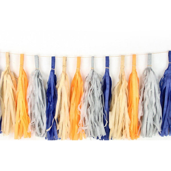 Wild One Tassels, Tassel Garlands, Jamboree