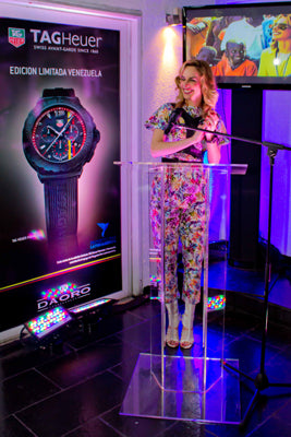 ALLIANCE TAG HEUER - PROJECT PEACE LATIN AMERICA