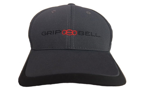Grey Gripbell Hat