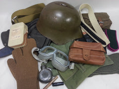 All Soviet Field Gear