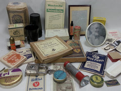 Original German Personal Items
