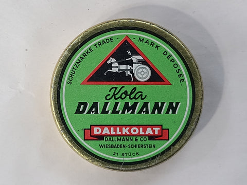 Original German Kola Dallman Energy Dtops Tin
