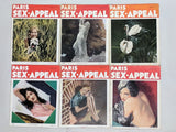 Original 1930s Paris Sex Appeal Magazines