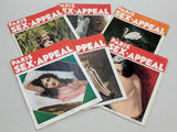 Original 1930s Sex Appeal Risqué Pin-Up Magazines Pre-WWII