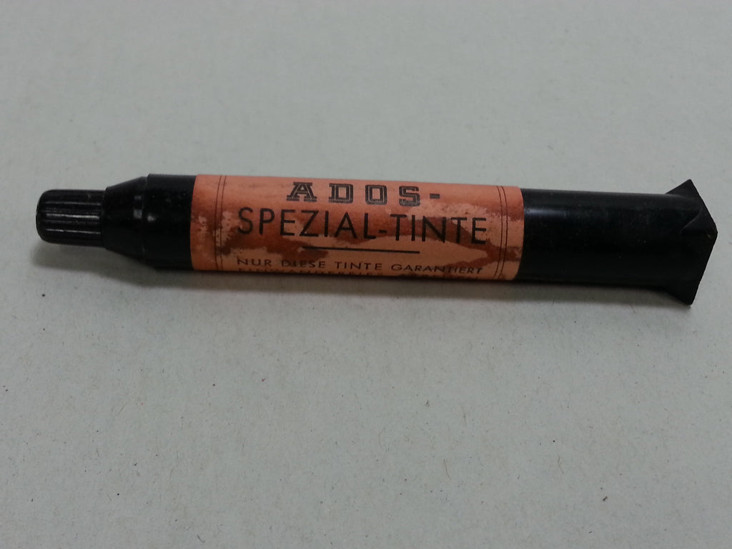 Original WWII German Ados Ink Bottle