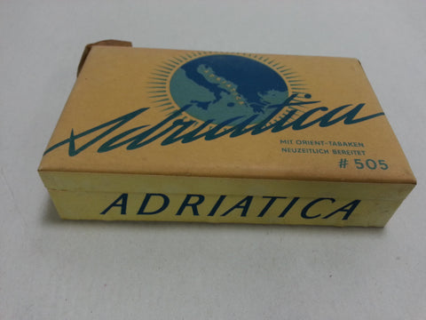 Original WWII German Adriatica Tobacco Box