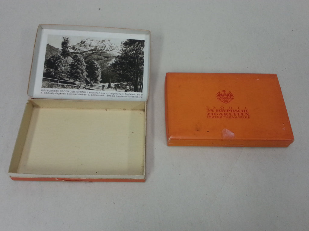 Original WWII German / Austrian Cigarette Box