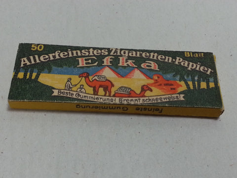 Original WWII German Cigarette Rolling Papers