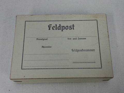 Original WWII German Feldpost Box
