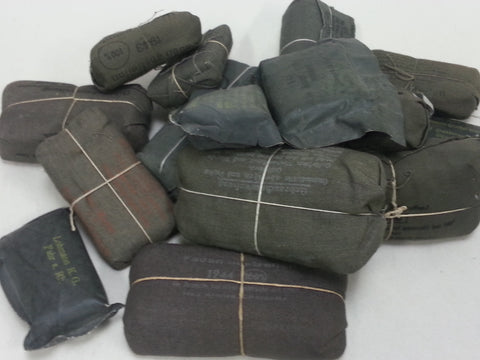 Original WWII German Field Bandages