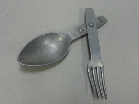 Original WWII German Fork Spoon