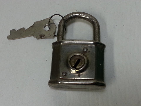 Original WWII German Padlock Lock