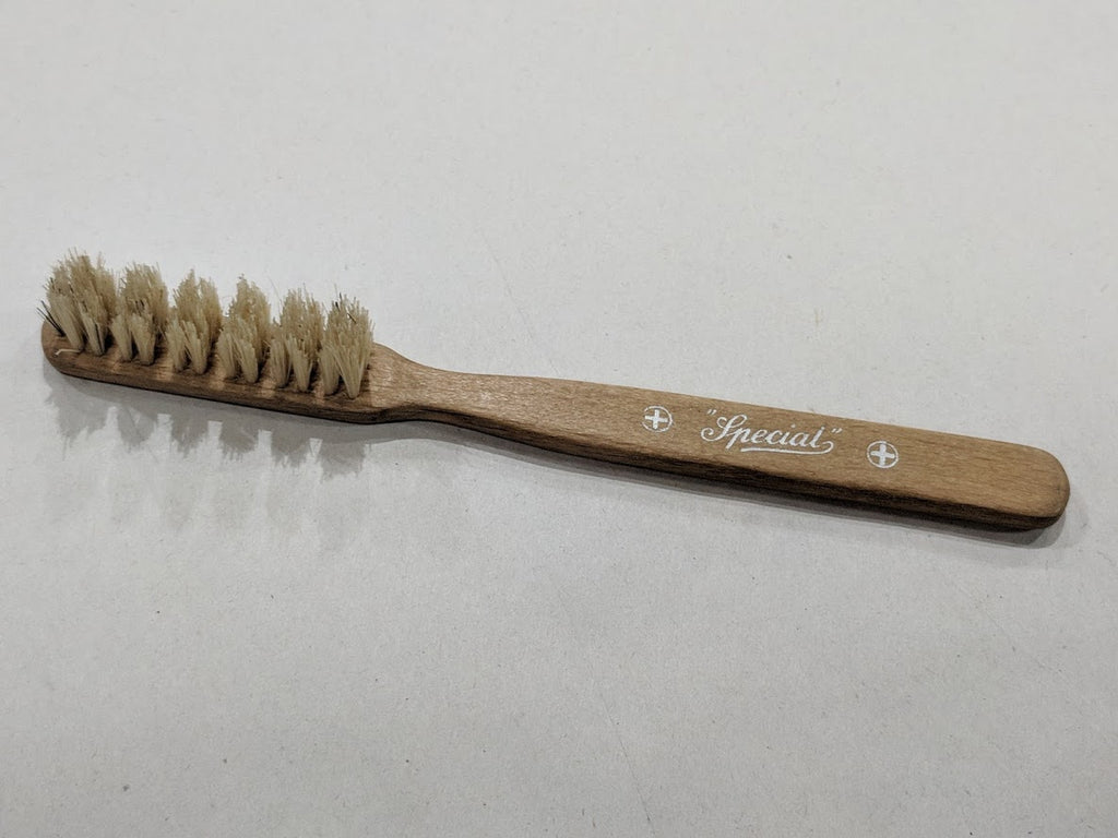 Original WWII German Wooden Toothbrush