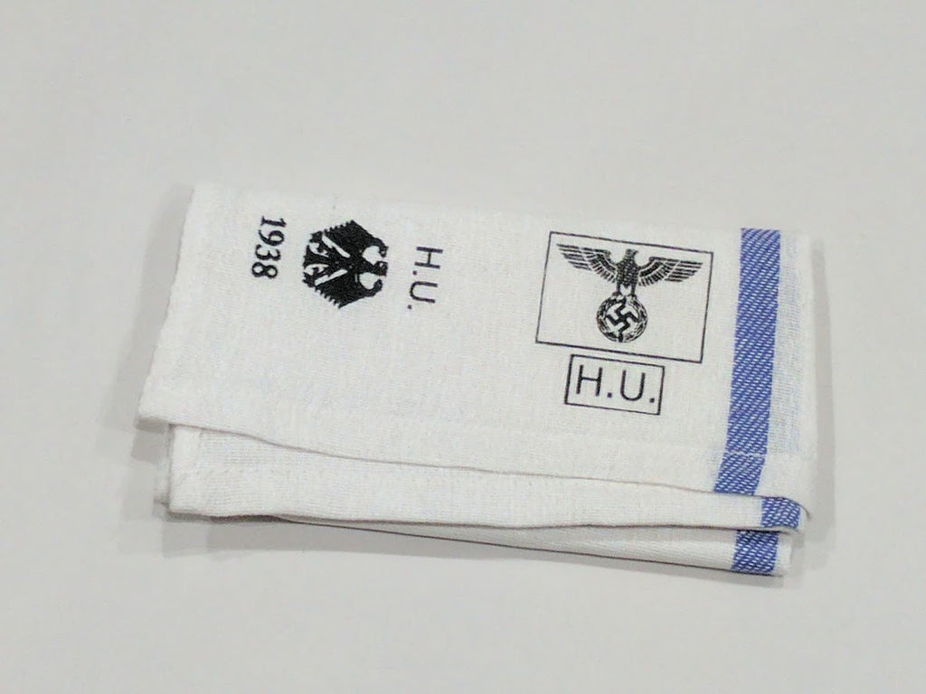 Repro WWII German Army Heer Hand Towels