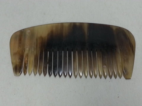 Repro WWII German Pocket Comb w Irregular Markings