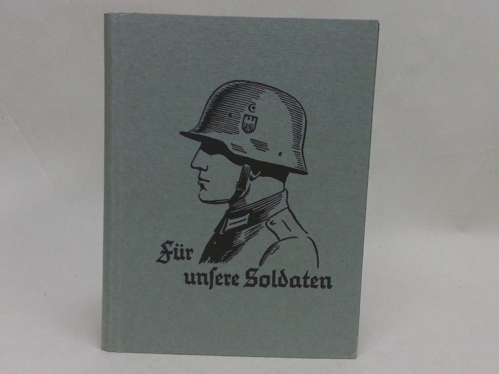Repro WWII German Soldiers Soldbuch Cover Wallet Writing Tablet