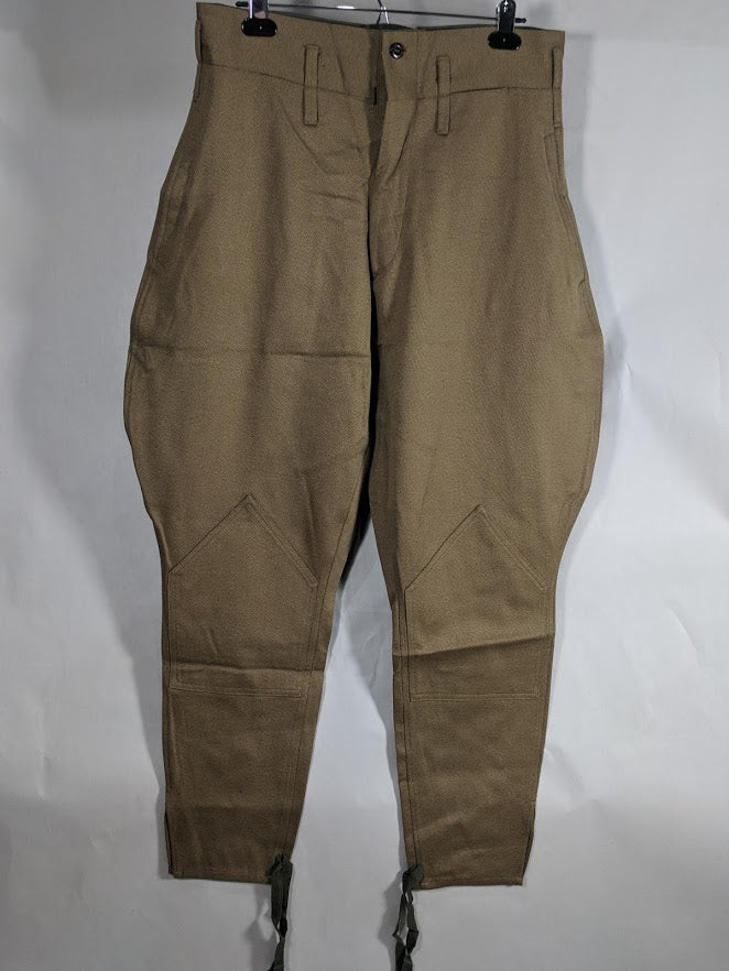 Repro WWII Soviet Russian Trousers Model 1935