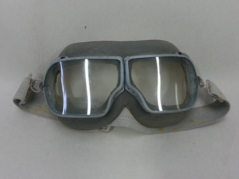 WWII Pattern Soviet Russian Tanker or Pilot Goggles