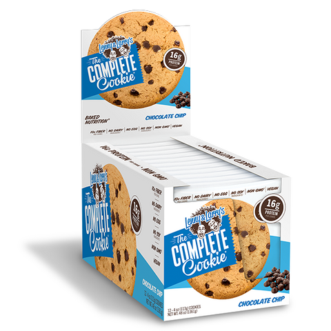 Complete Protein Cookie box of 12