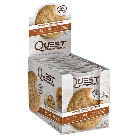 Quest Cookie box of 12