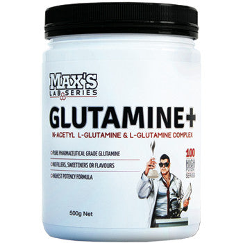 Max's Lab Series Glutamine