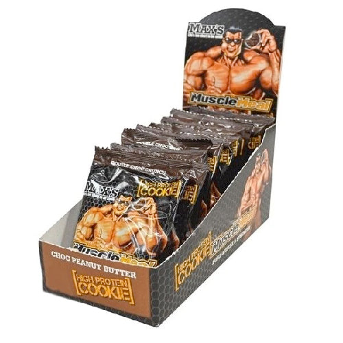 Muscle Meal Cookies Box of 12