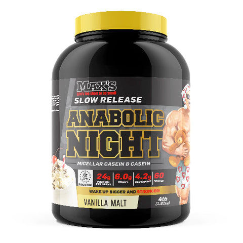 Anabolic Night