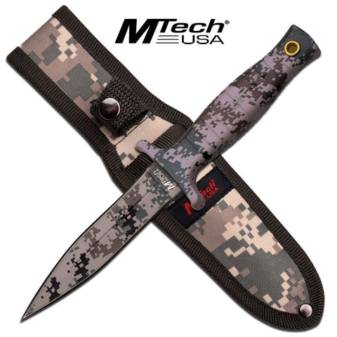 Transformers style (Digital Camo) Knife