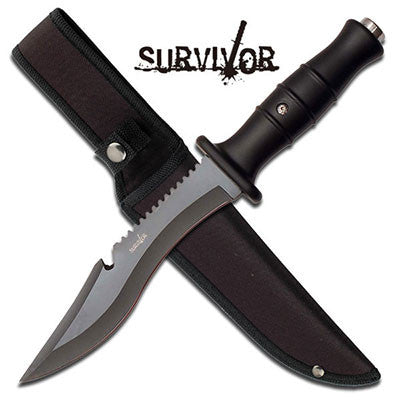 Black Panther style Knife / 12 monkies