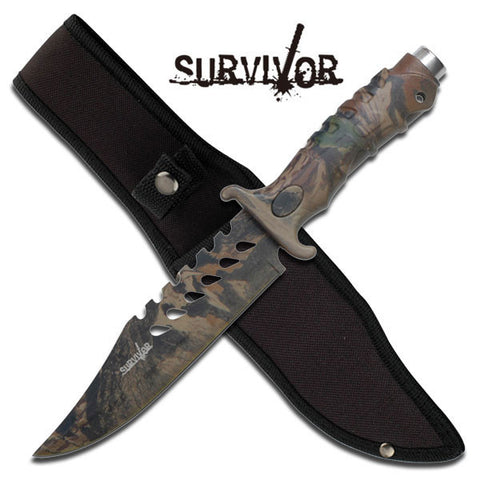 Jurassic World Style Survival Knife