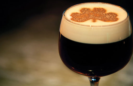 The Original Irish Coffee Recipe and Its History