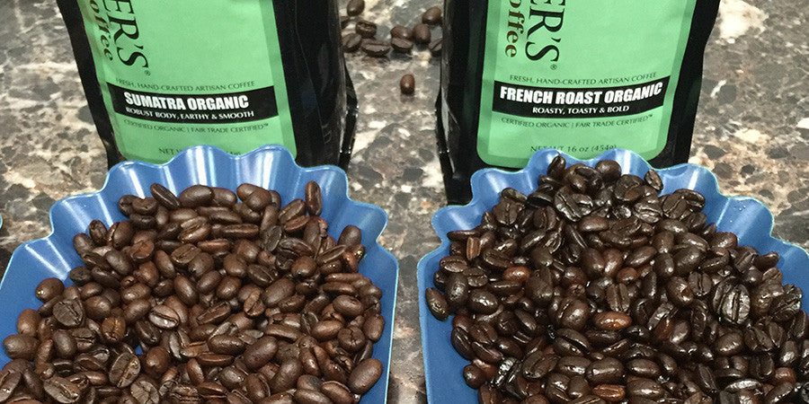 What's the difference between light roast and dark roast coffee? Part 3