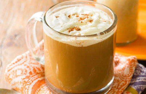 Pumped on Spiced Pumpkin Coffee Recipes