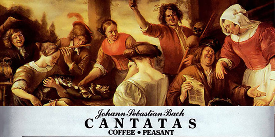 Bach - Coffee Cantata