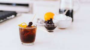 old fashioned cold brew