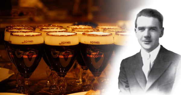 Joe Sheridan - Foynes, Ireland - Inventor of the Original Irish Coffee Recipe